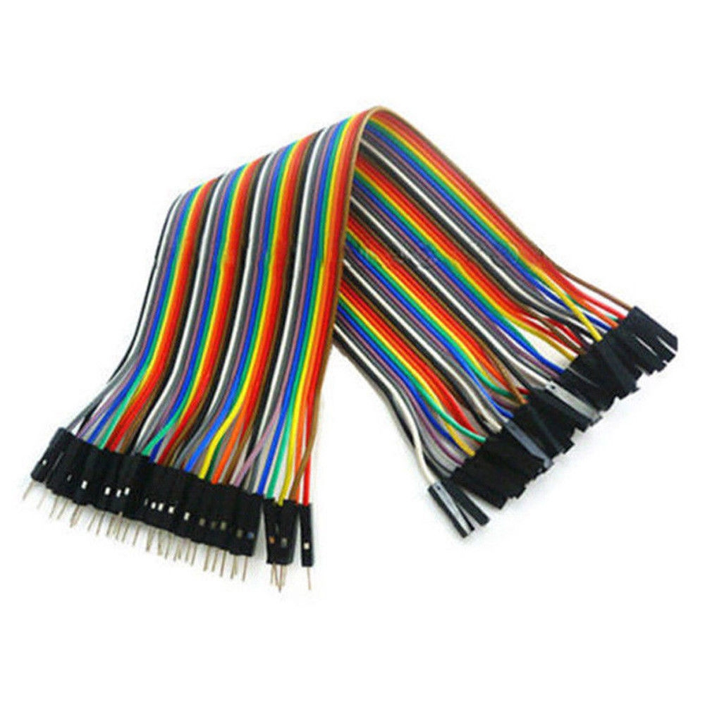 Buy Generic Dupont Wire Jumper Wire Durable Bare Copper Wire Male To ...