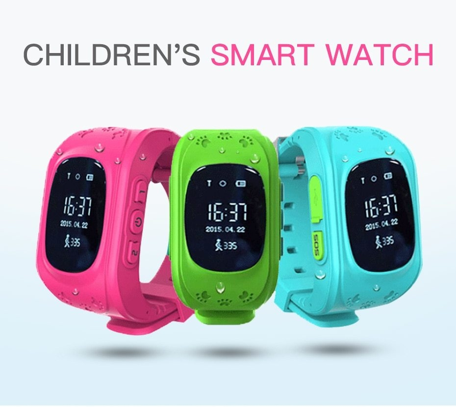 Details of Baby Smart Watch Q50 Kids GPS Locator Tracker Android ...
