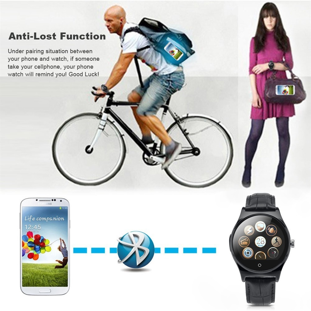 Hot RWATCH R11 Smart Watch Infrared Remote Controller Heart Rate Calls SMS Sedentary Reminder BT Music Pedometer for Android IOS24