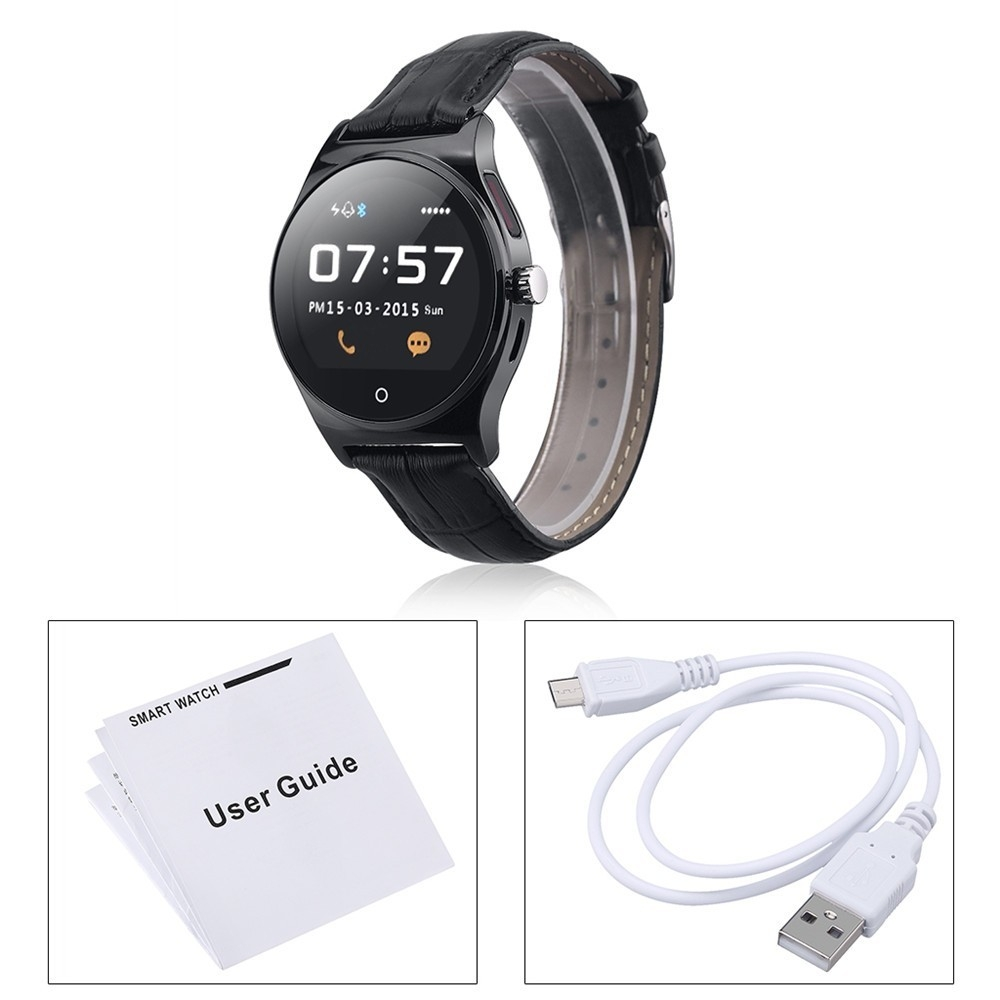 Hot RWATCH R11 Smart Watch Infrared Remote Controller Heart Rate Calls SMS Sedentary Reminder BT Music Pedometer for Android IOS12