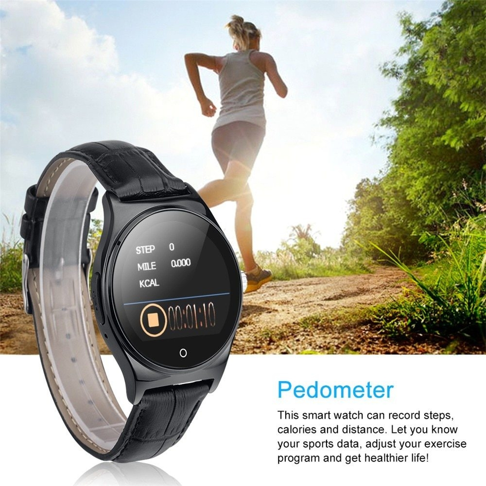Hot RWATCH R11 Smart Watch Infrared Remote Controller Heart Rate Calls SMS Sedentary Reminder BT Music Pedometer for Android IOS23