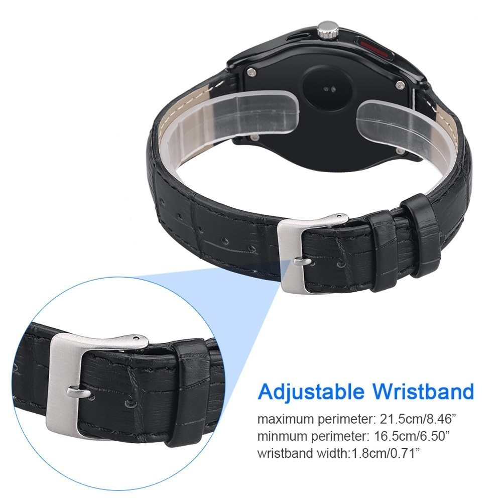 Hot RWATCH R11 Smart Watch Infrared Remote Controller Heart Rate Calls SMS Sedentary Reminder BT Music Pedometer for Android IOS10