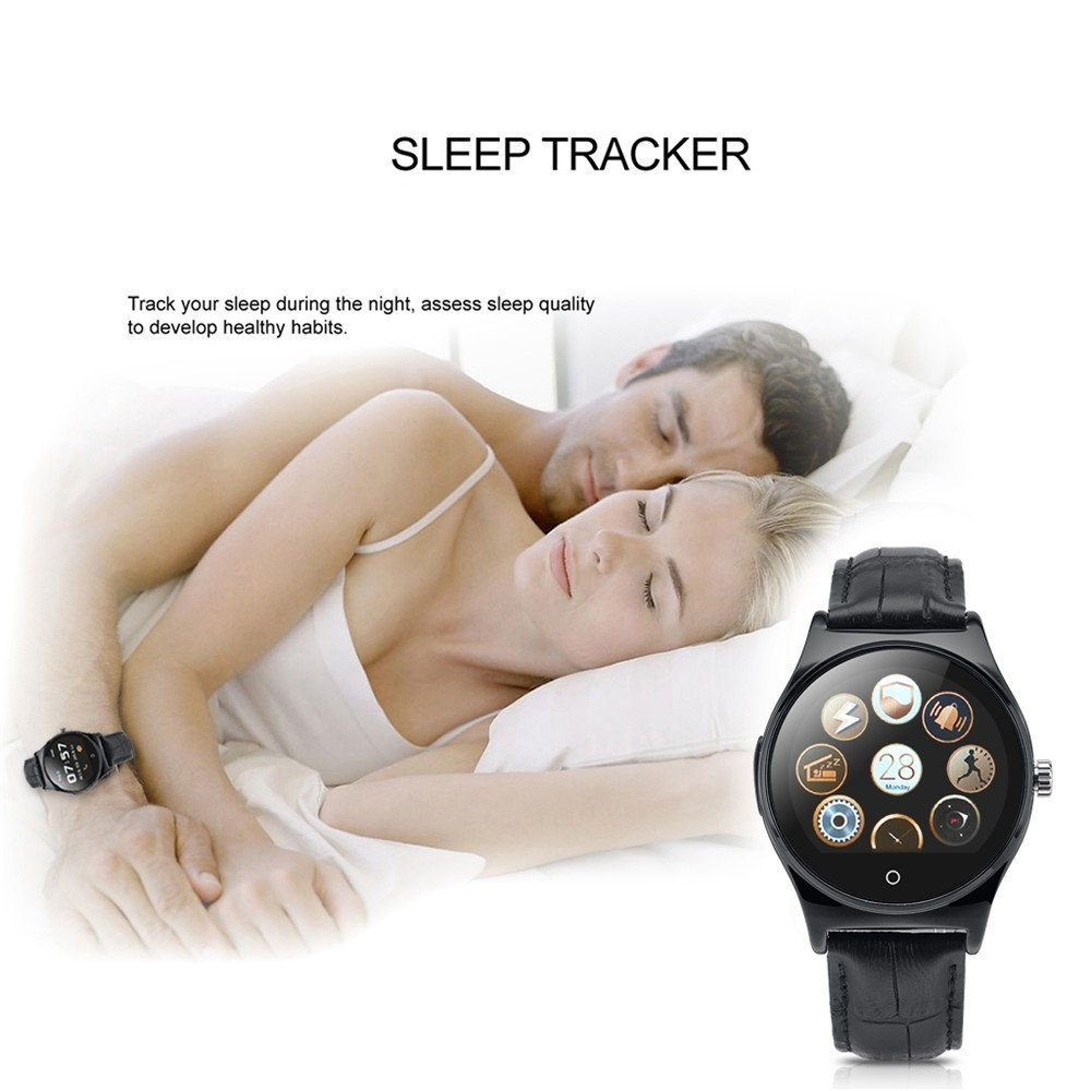 Hot RWATCH R11 Smart Watch Infrared Remote Controller Heart Rate Calls SMS Sedentary Reminder BT Music Pedometer for Android IOS26