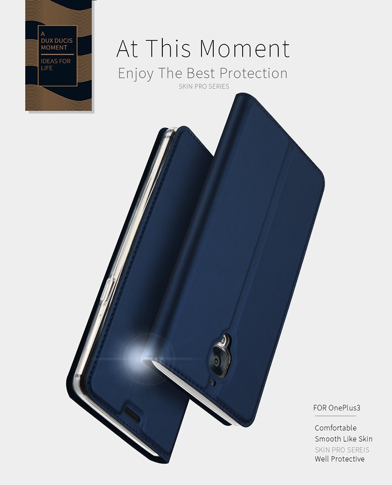 finest selection 9b6ea 6259f Generic For Oneplus 3 3T case Oneplus 3T Case Luxury PU Leather Flip ...
