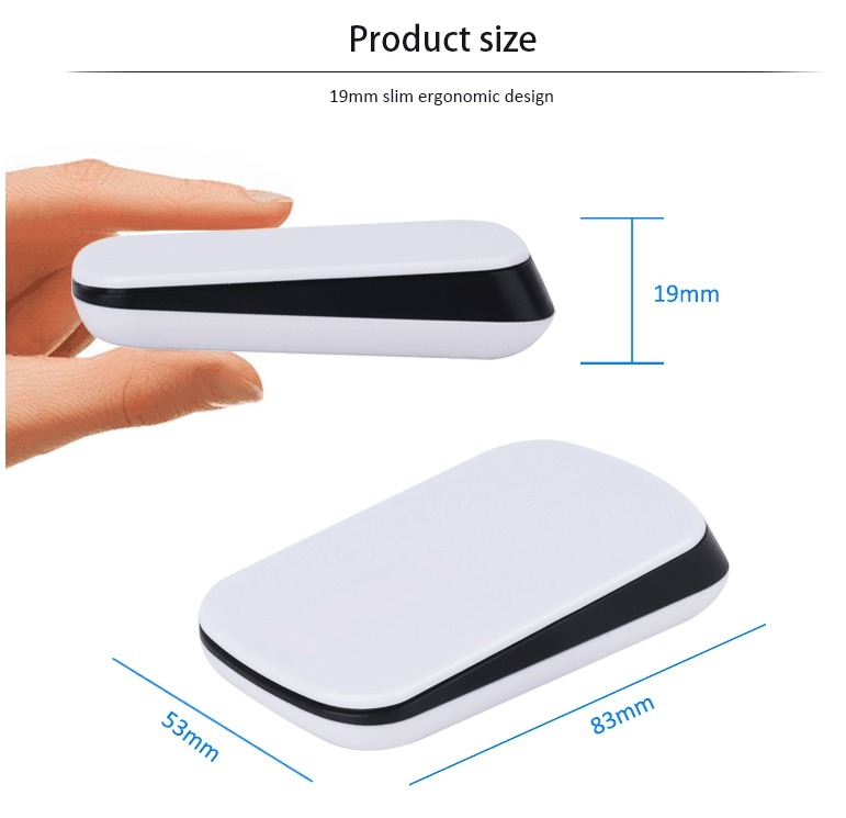 Factory Supply Computer Accessory Minnie Gaming Wireless Touch Mouse
