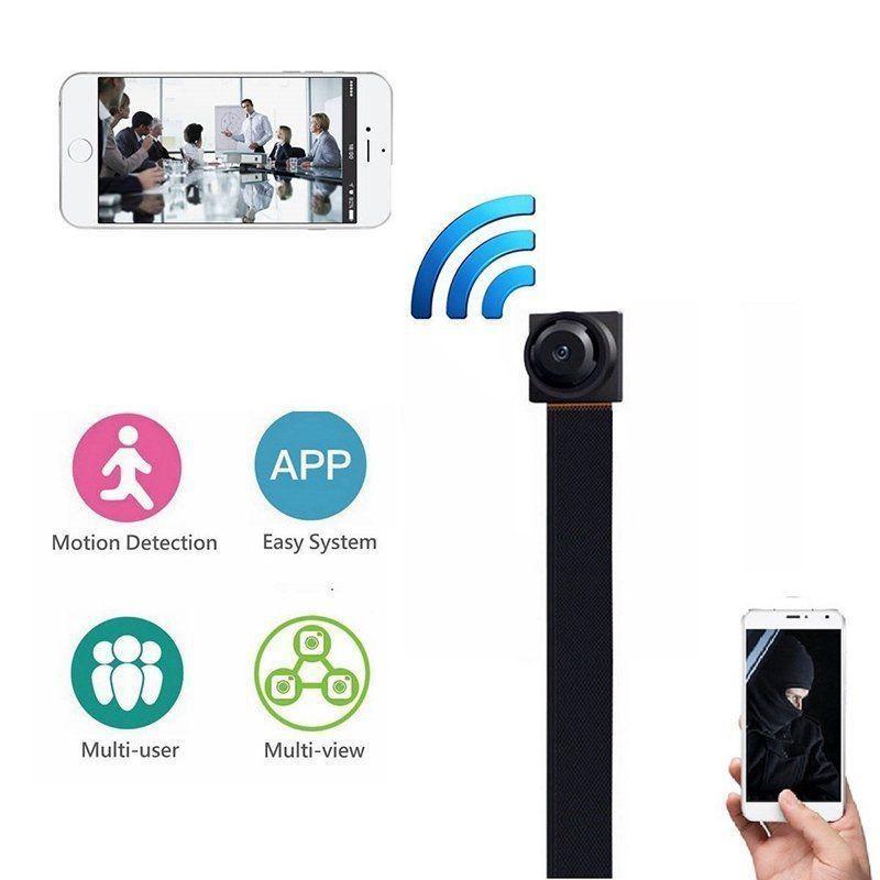 Generic Starmall Mini WIFI 1080P HD Security IP Camera Wireless DIY