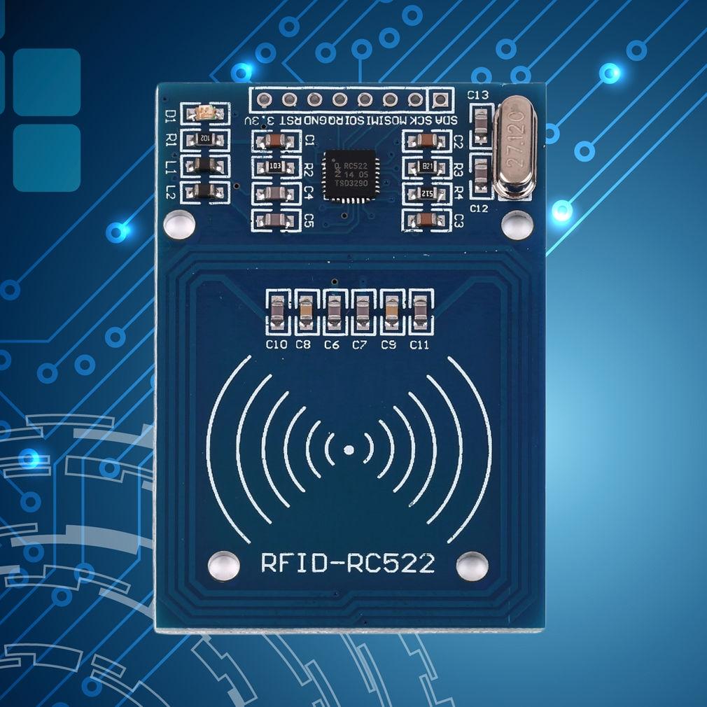 Allwin RFID RC522 Reader IC Card Module Tags SPI Interface