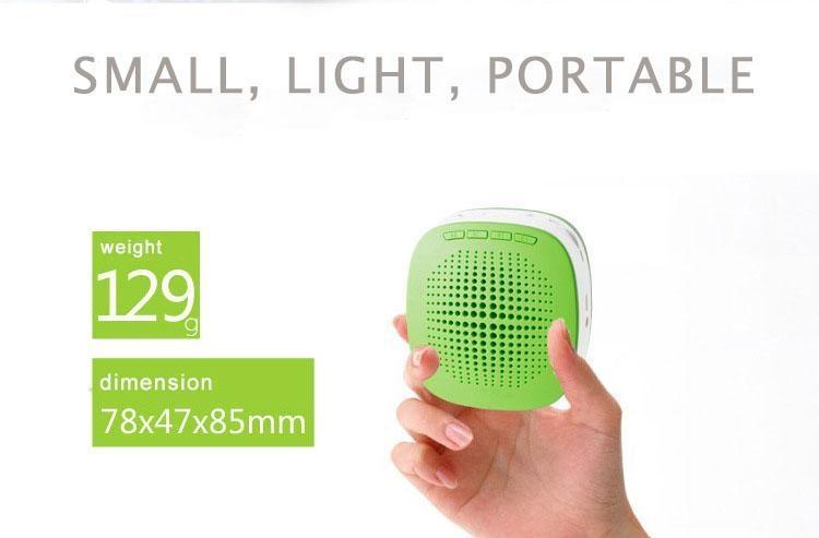 Generic Rechargeable Voice Amplifier Portable Microphone