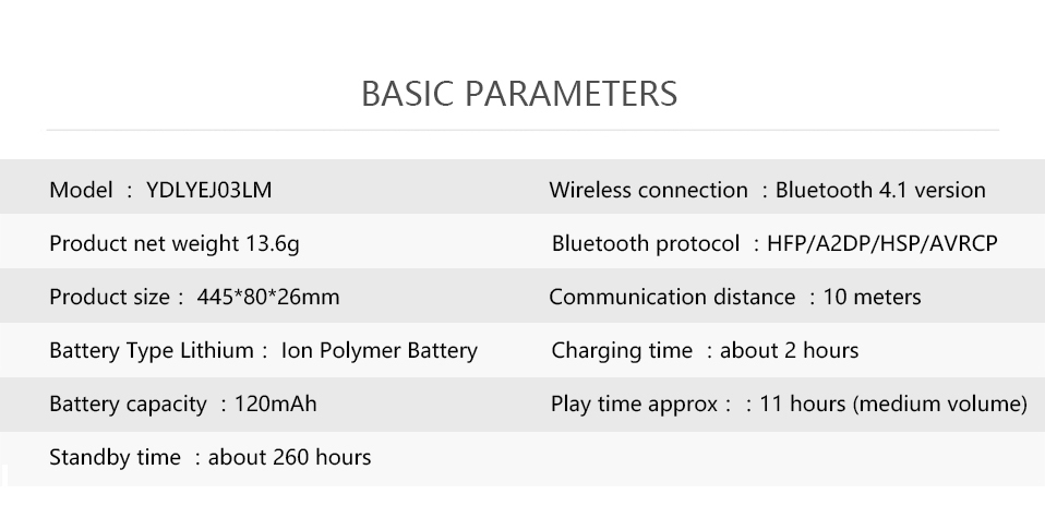 Generic Xiaomi Sport Bluetooth Earphone Wireless Bluetooth