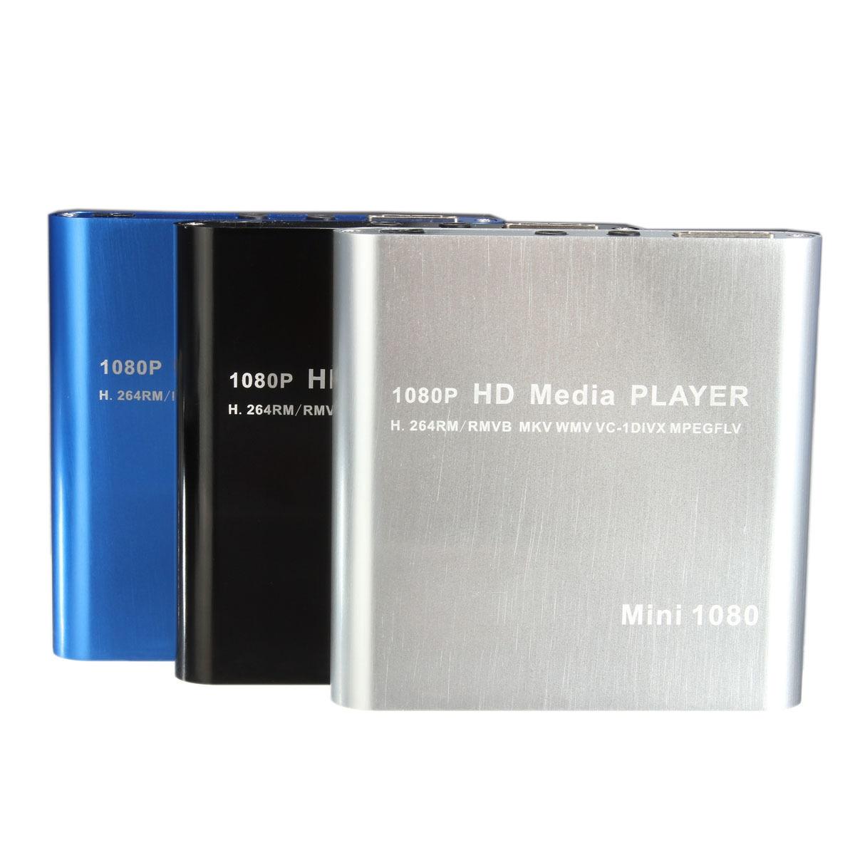 Generic Full HD 1080P USB Media Player With HDMI/AV/SD/MMC