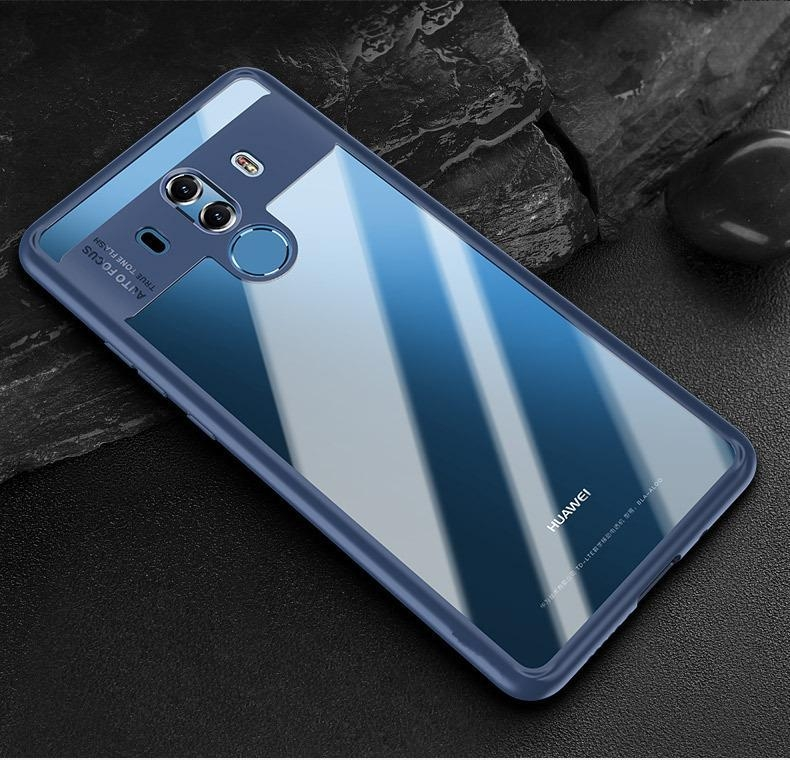 Generic For Huawei Mate 10 Pro Case Crystal Clear Back Cases