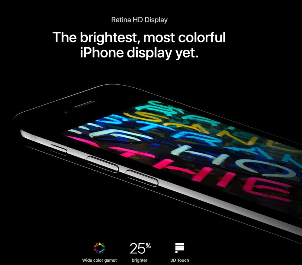 Buy Generic Refurb Iphone 7 Plus A1661 A1784 32gb With Finger Jet Black Grs International Sensor