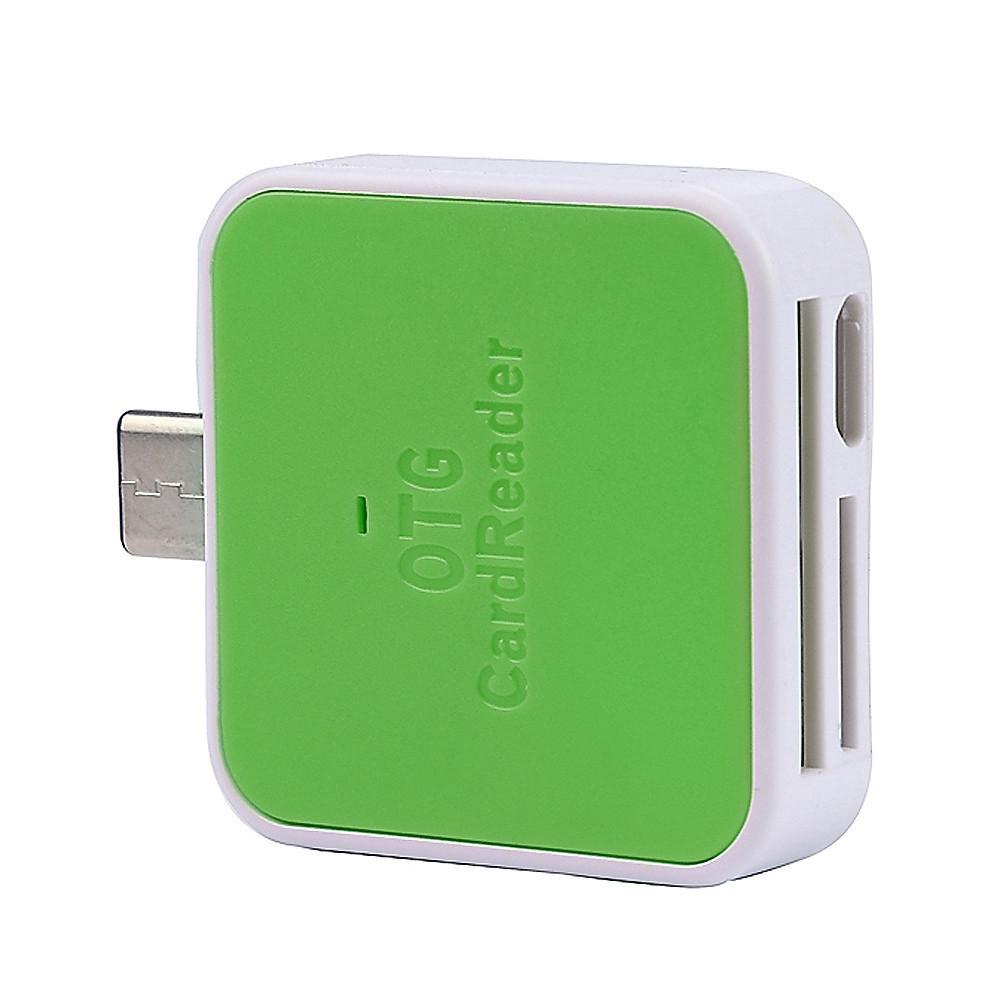 Buy Generic Jiuhap Store 2in1 Otg Tf Sd Smart Card Reader Adapter Cardreader Image