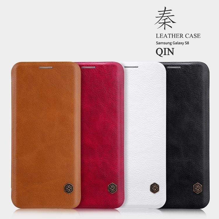 Nillkin Original Qin Samsung Galaxy Note 8 Brown Coklat Leathercase Bookcase Flipcase Flipcover . Source ·