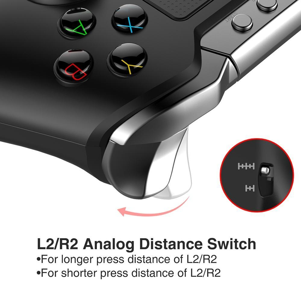 Generic HonTai IPEGA PG-9069 Bluetooth Gamepad with Touch Pad
