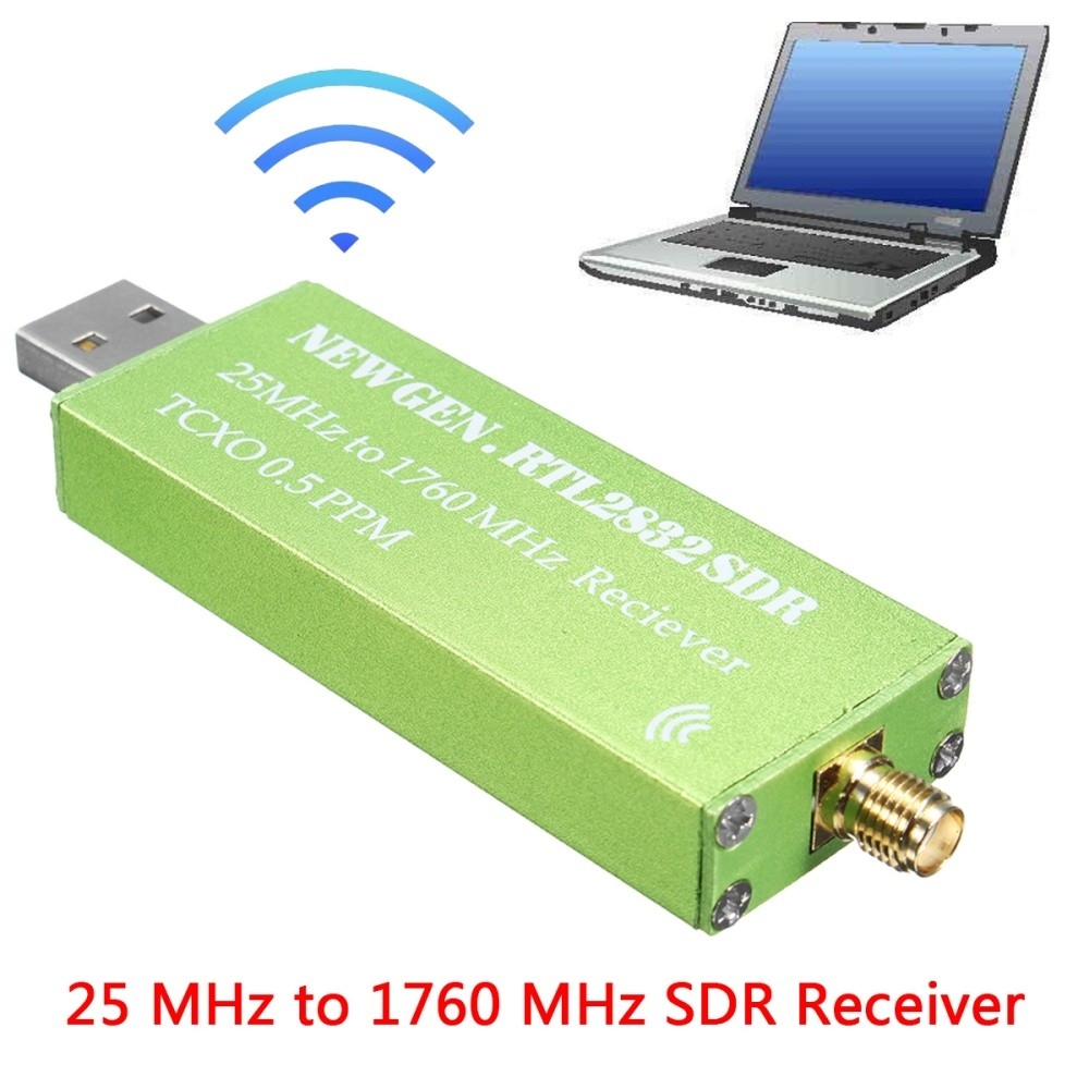 Generic RTL-SDR Receiver 0 5PPM TCXO HF SMA Support AM/NFM