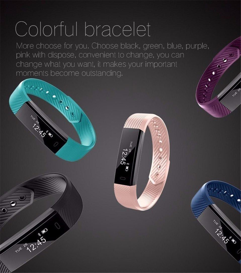ID115 Smart wristband (10)