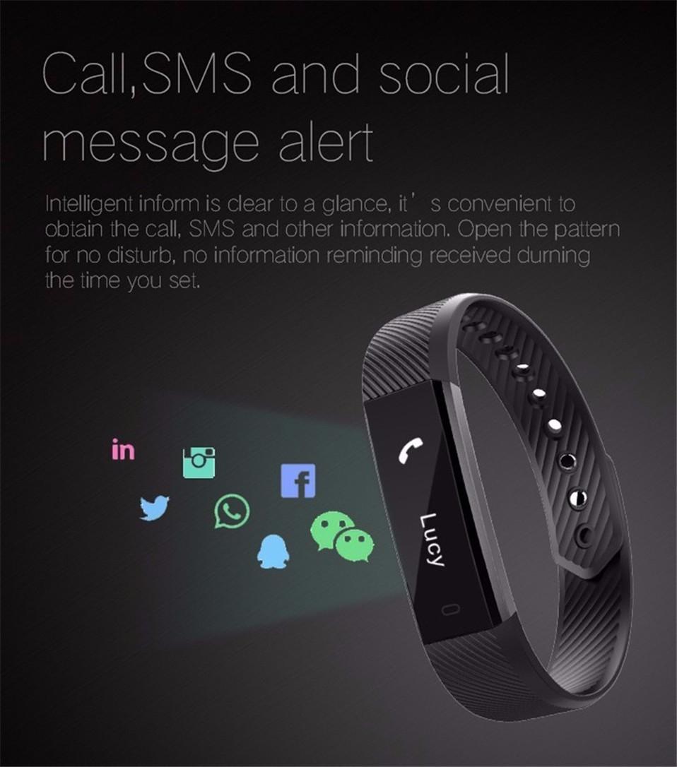 ID115 Smart wristband (4)