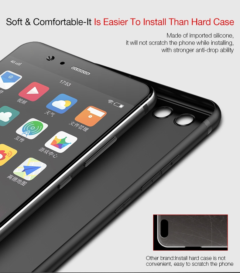 9 Rubber Ultra Thin Phone Cover
