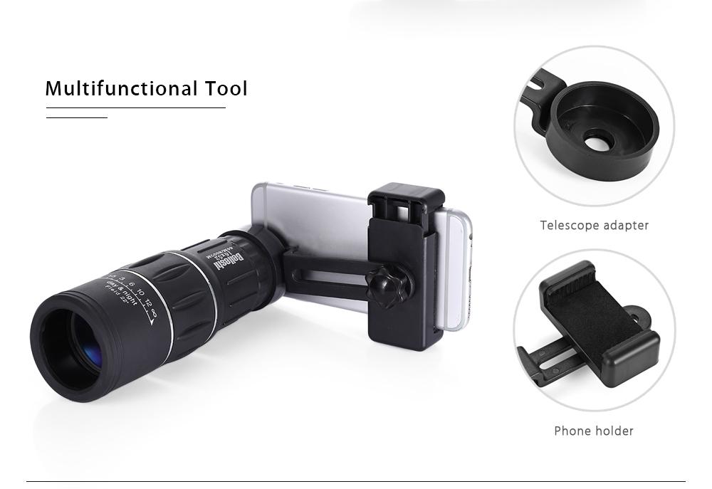 Hd monocular telescope phone lens hxgd telescope lens hd mobile