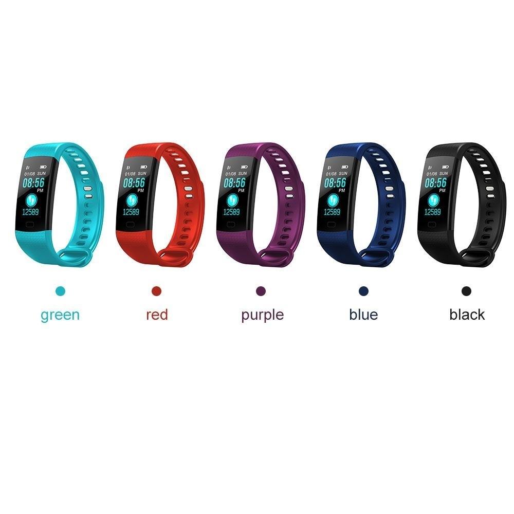 Generic Activity Fitness Tracker Smart Watch, Blood Pressure