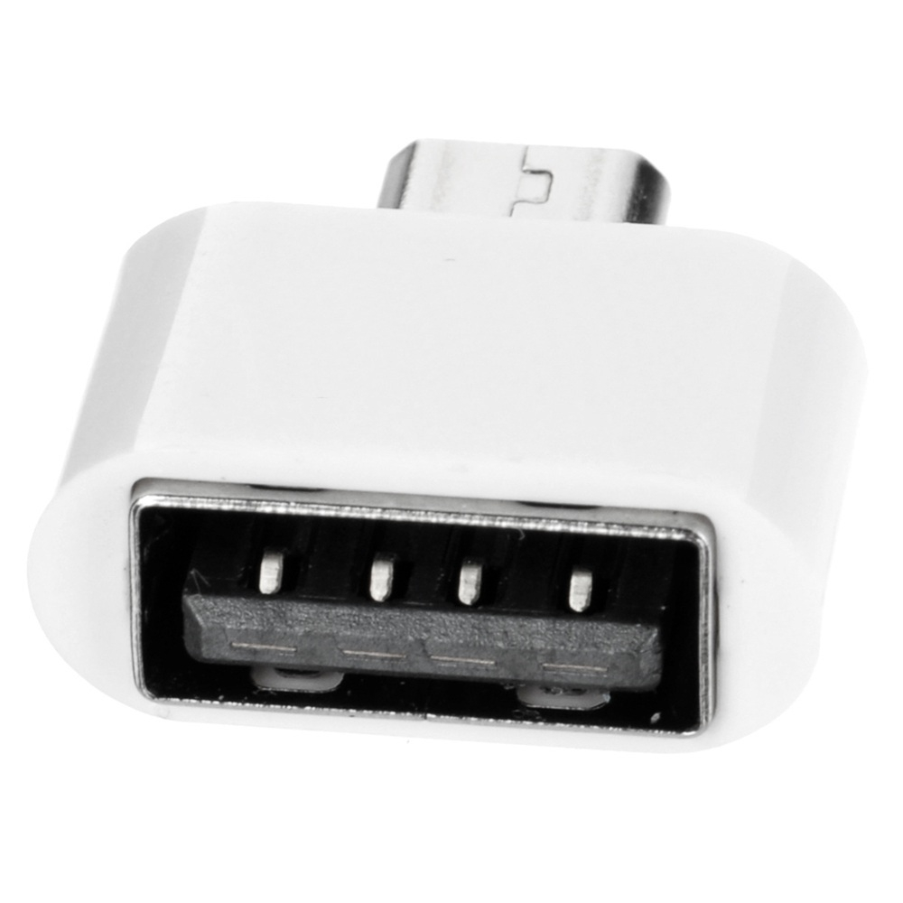 Mini Micro USB Male To USB 2.0 Female OTG Adapter