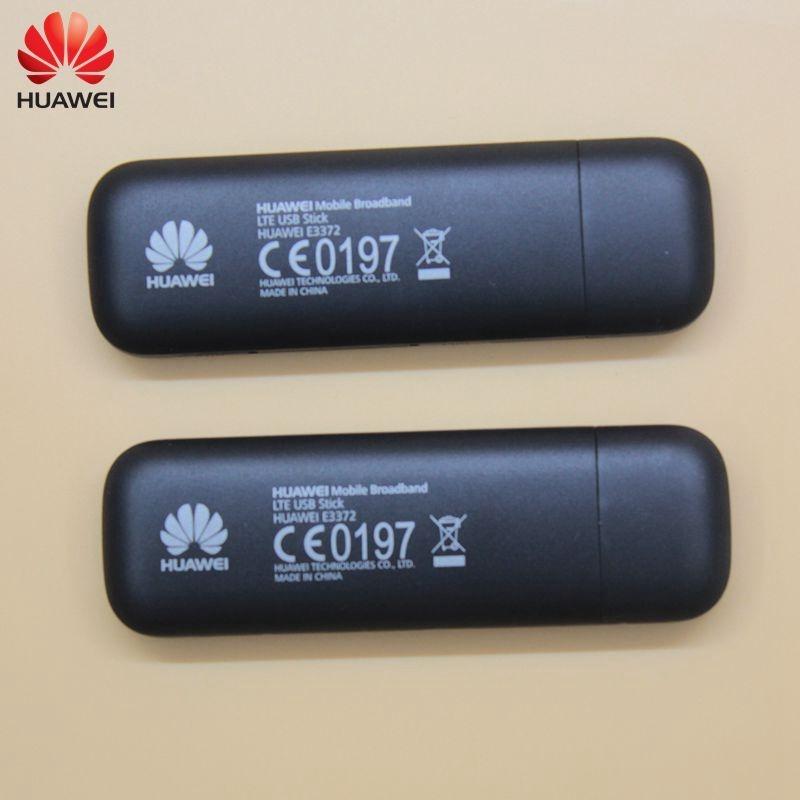 Huawei 4G USB Modem E3372 E3372h-607 ( plus a pair of antenna ) 4G LTE  Modem 4G LTE USB Dongle 4G Modem USB SIM Card