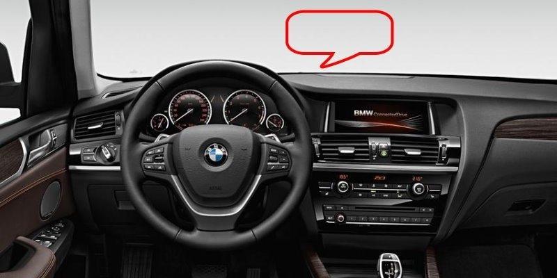 Generic Car HUD Head Up Display For BMW X3 X5 E36 E39 E46 E60 E90