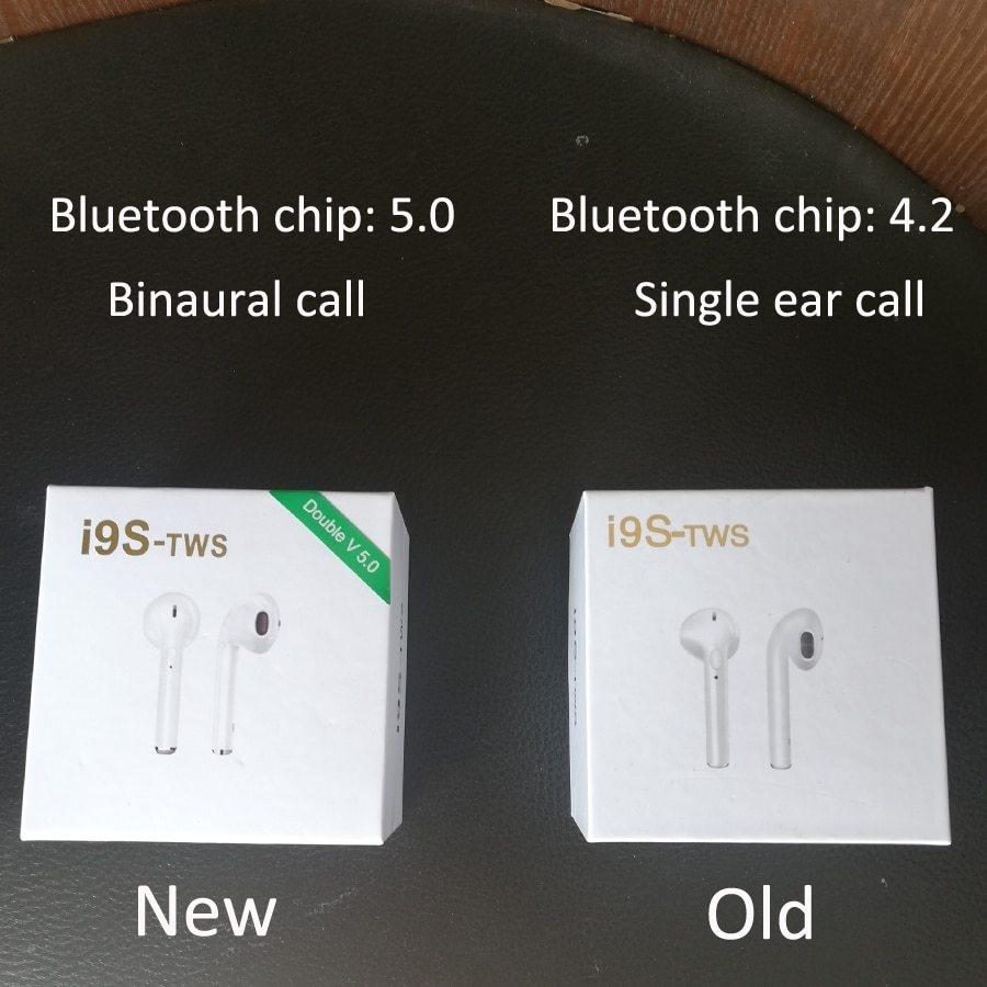 Generic New i9s tws Mini 5 0 Bluetooth Earphone Wireless Air