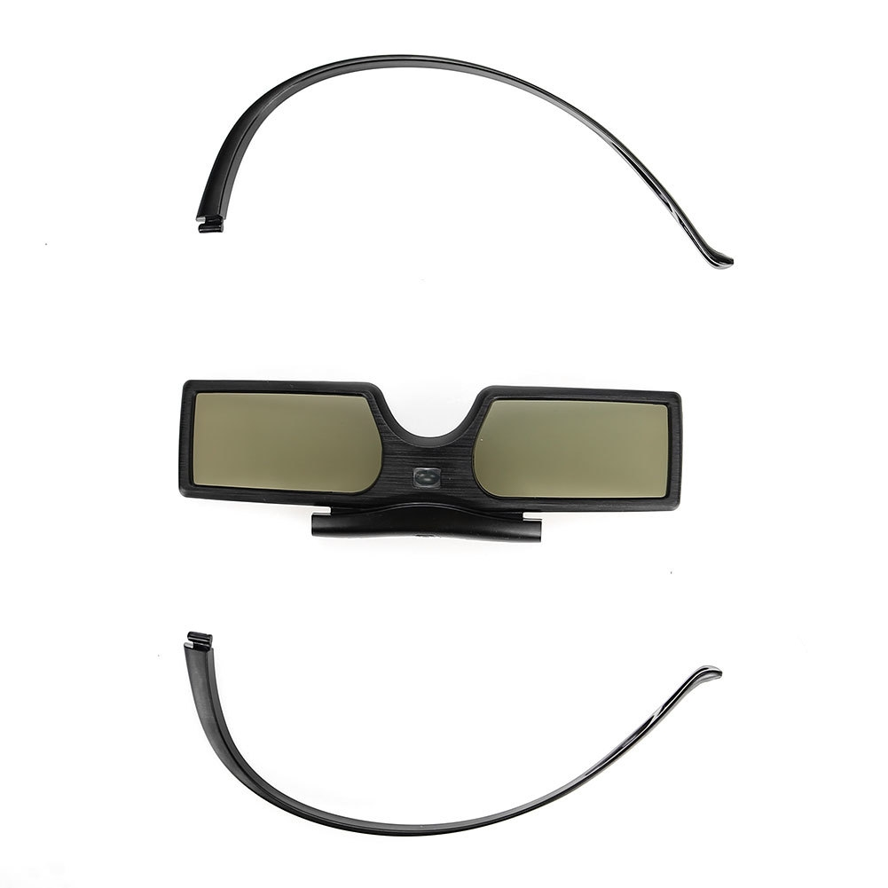 Buy Generic Active Shutter 3d Glasses Lens Bluetooth For Sony Working Of 3 D Tv Konka Panasonic Sharp Toshiba Compatible With Hdtv Blu Ray Players Button Battery Supports 100 Hours Continuously Time