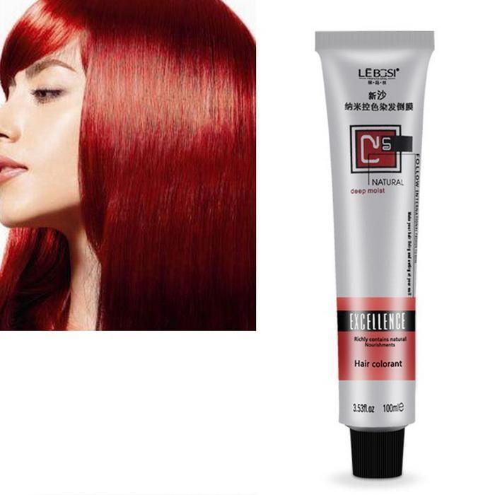 Generic Uni Hair Professional Long Lasing Salon Dye Cream Permanent