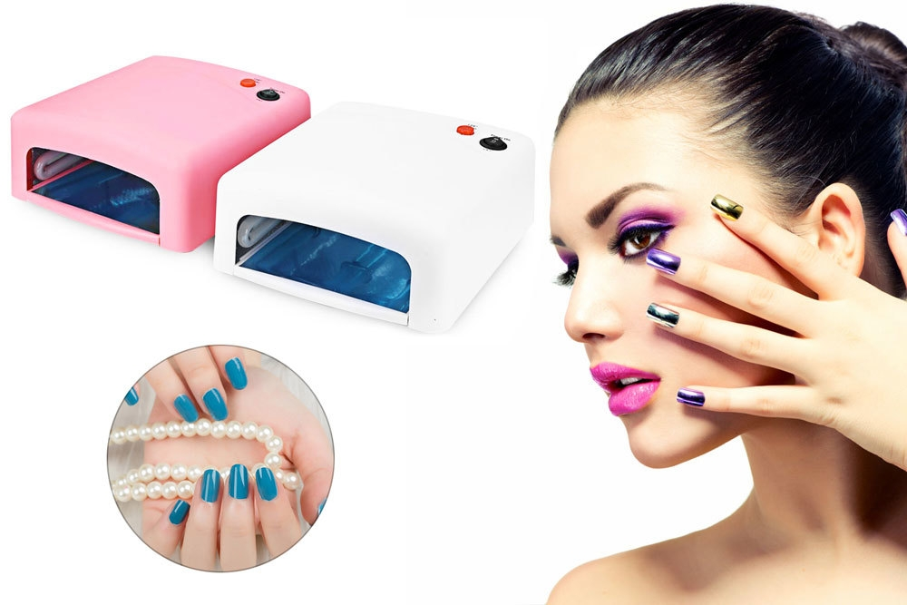 36W UV Lamp 220V Gel Nail Dryer