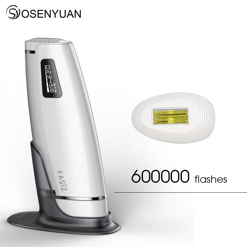 Generic 600000 Shots 2in1 IPL Hair Removal Whole Body