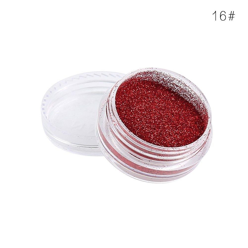 Helpful 24 Colors Eye Shadow Makeup Powder Monochrome Eye Shadow Powder Baby Bride Make Up Shine Powder Pearl Powder Tslm1 Beauty Essentials