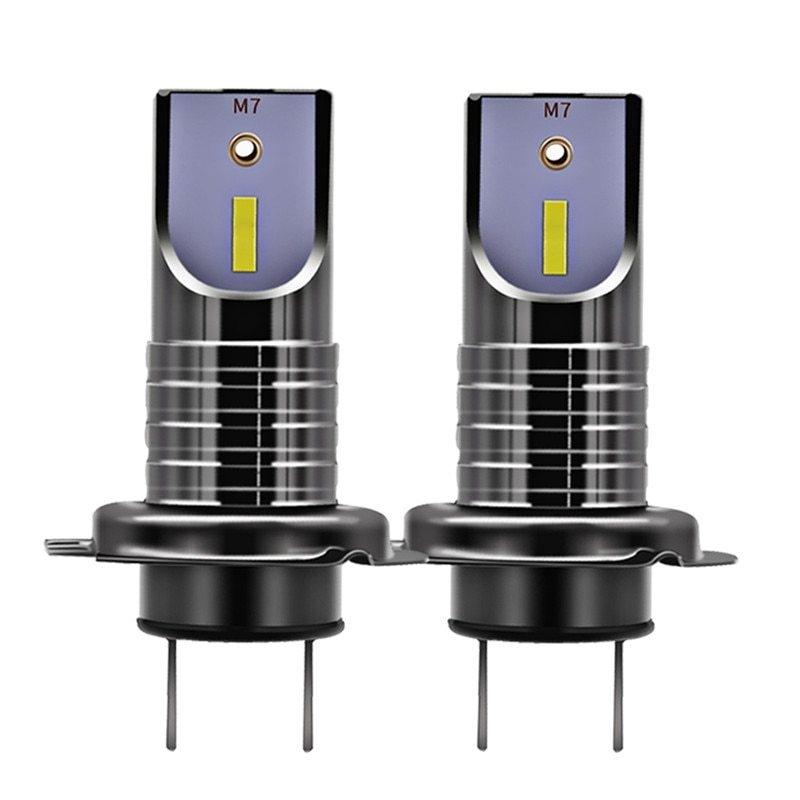 Generic 2 Pcs H7 LED Headlight Bulbs Conversion Kit CSP
