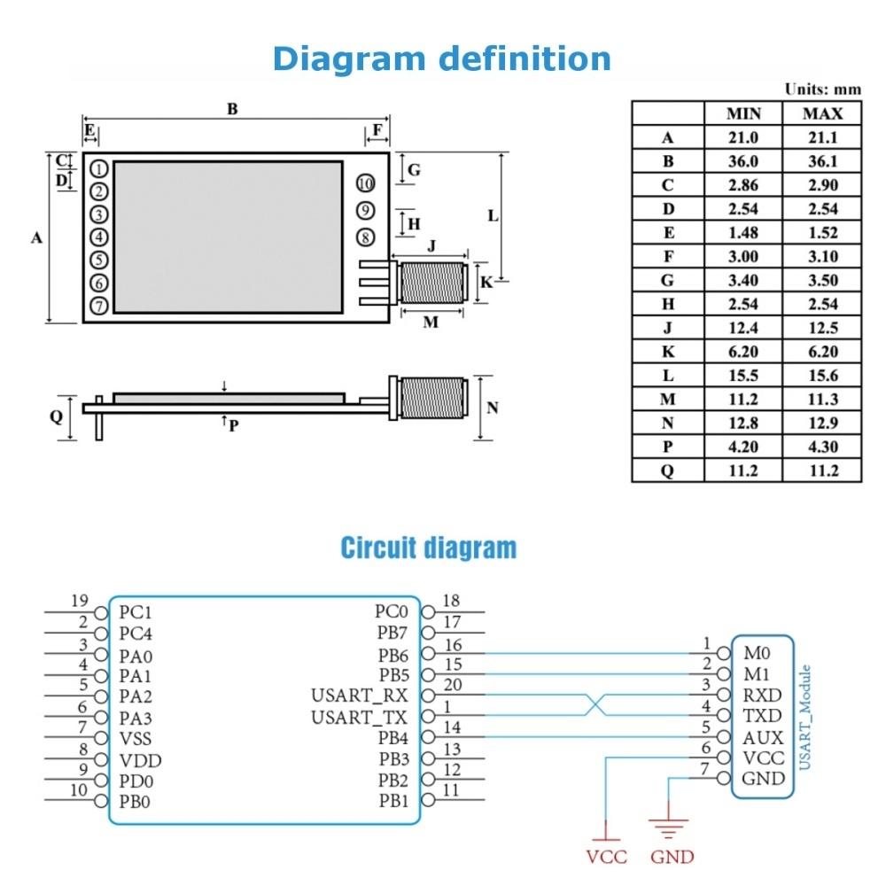 Generic 433MHz E32-TTL-100 LoRa SX1278/SX1276 433M RF FCC CE