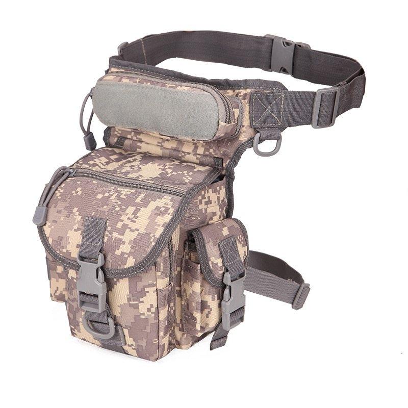 4Military-Tactical-Drop-Leg-Bag-Tool-Fanny-Thigh-Pack-Hunting-Bag-Waist-Pack-Motorcycle-Riding-Men