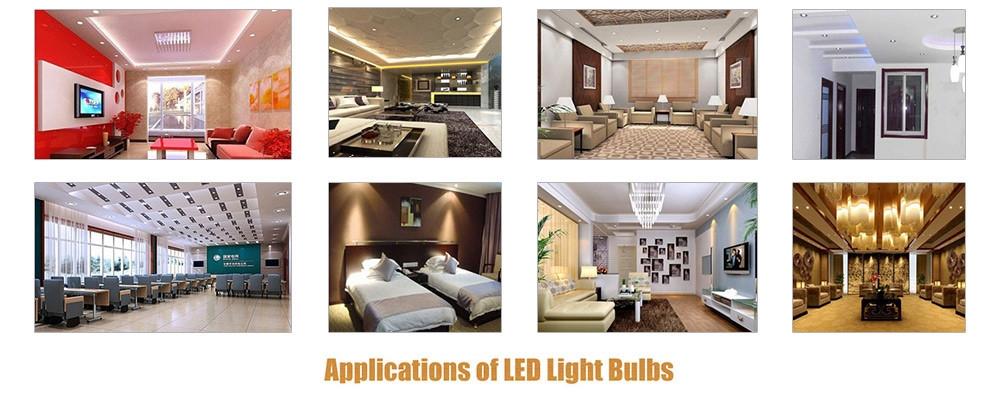 Lightme 10PCS DC 12V 2W G4 SMD 2835 LED Dimmable Lamp Bulb Spotlight with 24 LEDs