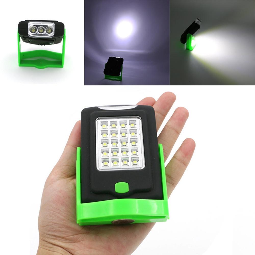 Generic Braveayong Portable 23 Led Night Light Flashlight Torch