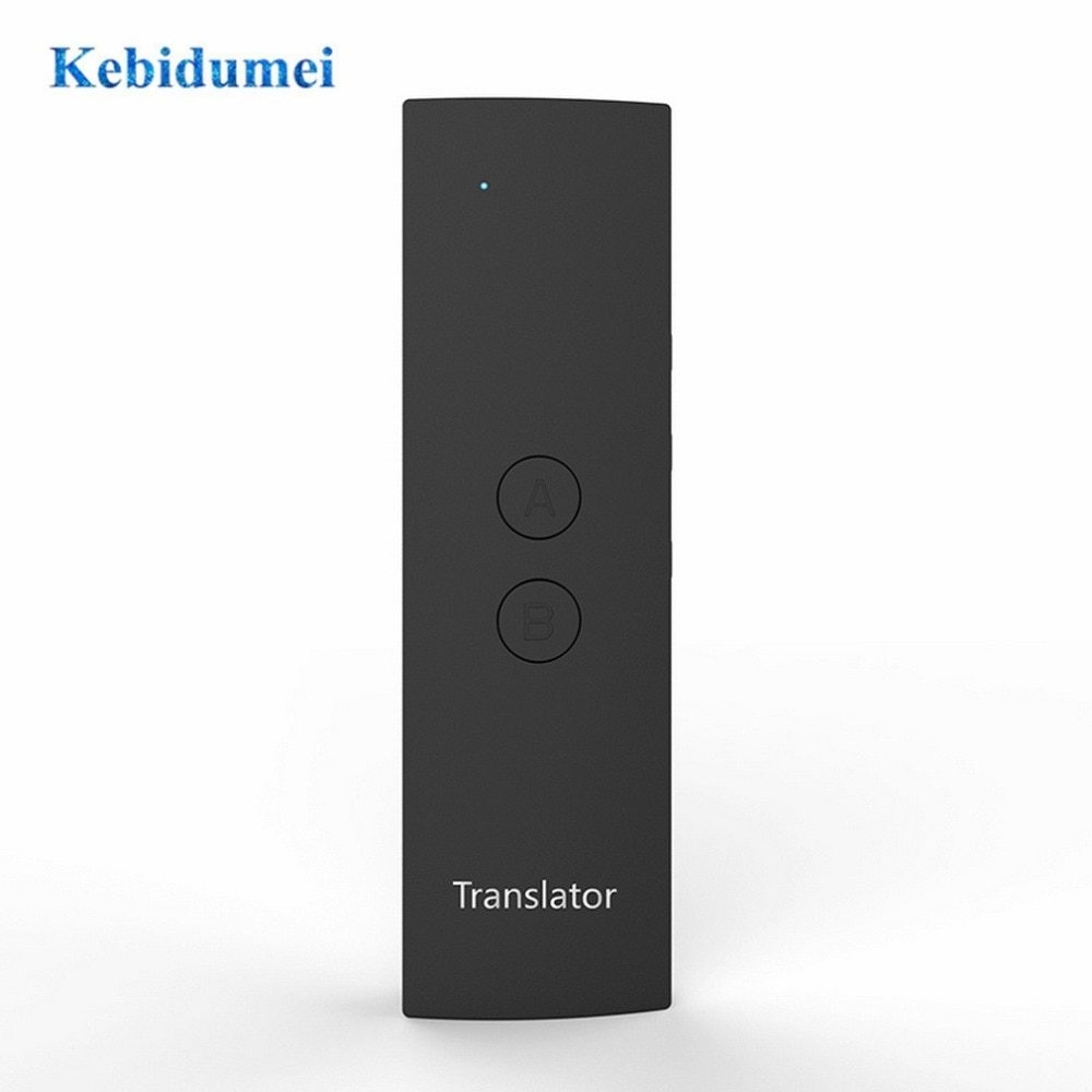 Generic Portable Two-Way Real Time Smart Voice Translator Multi