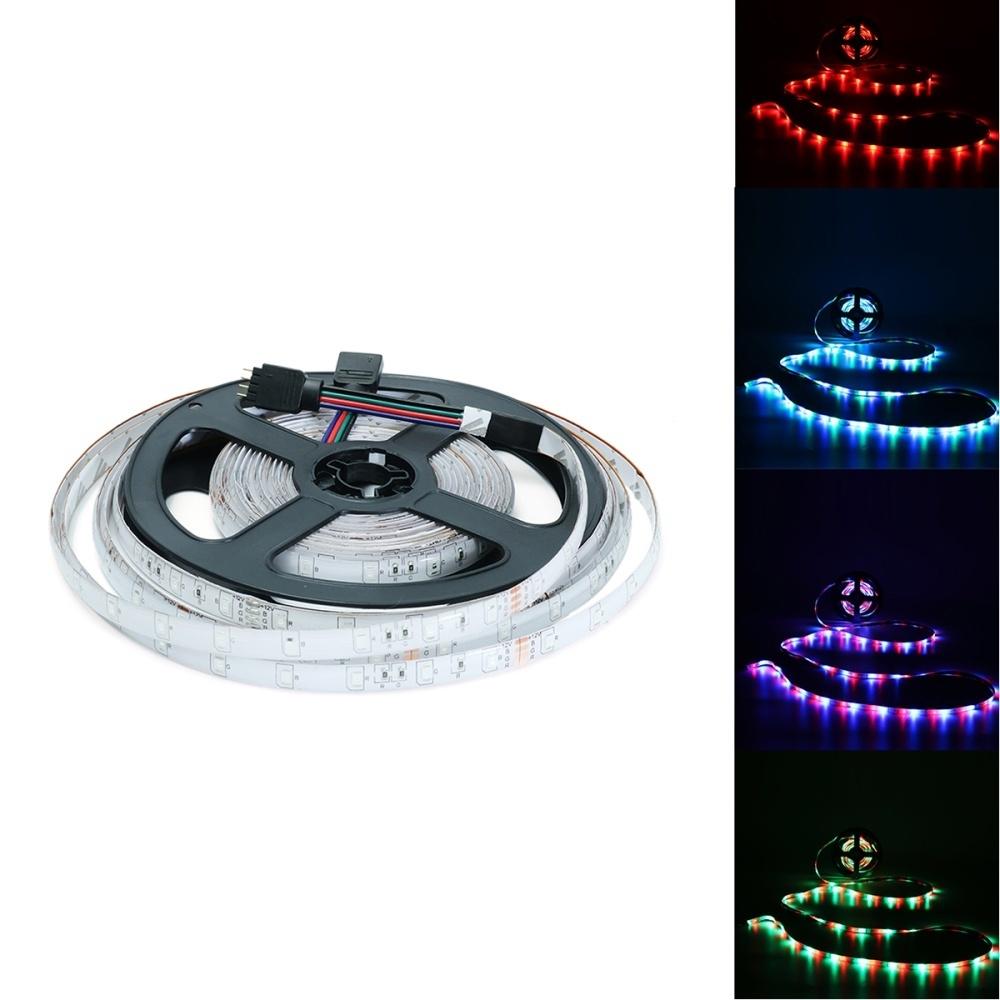 Generic 5M RGB LED Strip SMD 2835 Non-Waterproof Smart Wifi