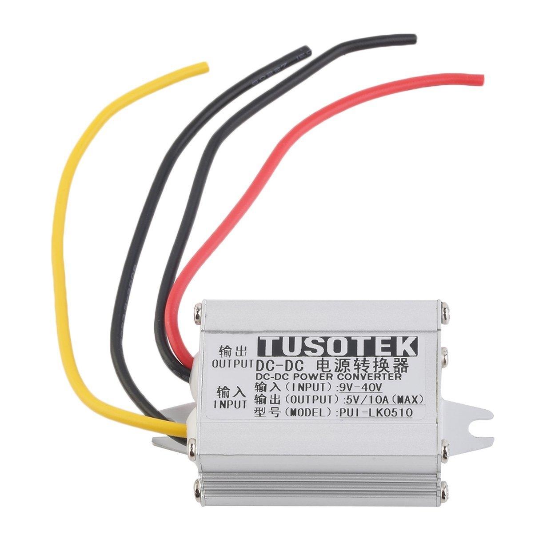 Buy Generic Or New Aluminum Car Vehicle Dc Power Supply Converter 9v Circuit Image