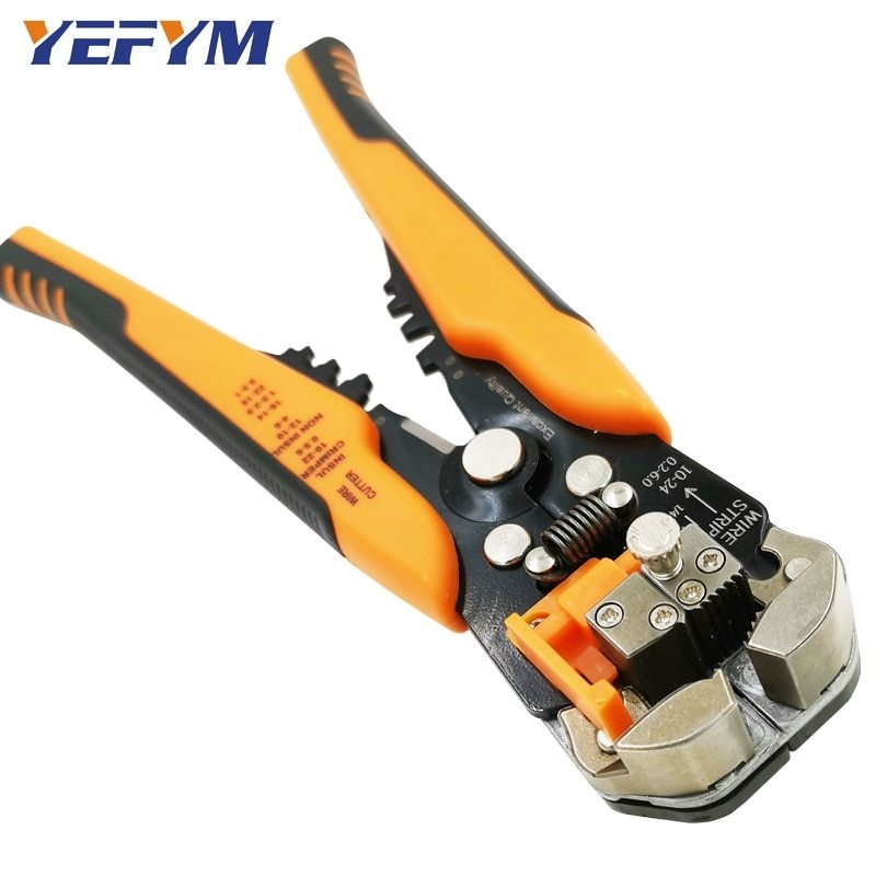 Multifunction Pliers Ye-1 Cable Cutter Stripper Crimper Terminal Automatic Electrical Pliers Self Adjustable Brand Tools Hand Tools