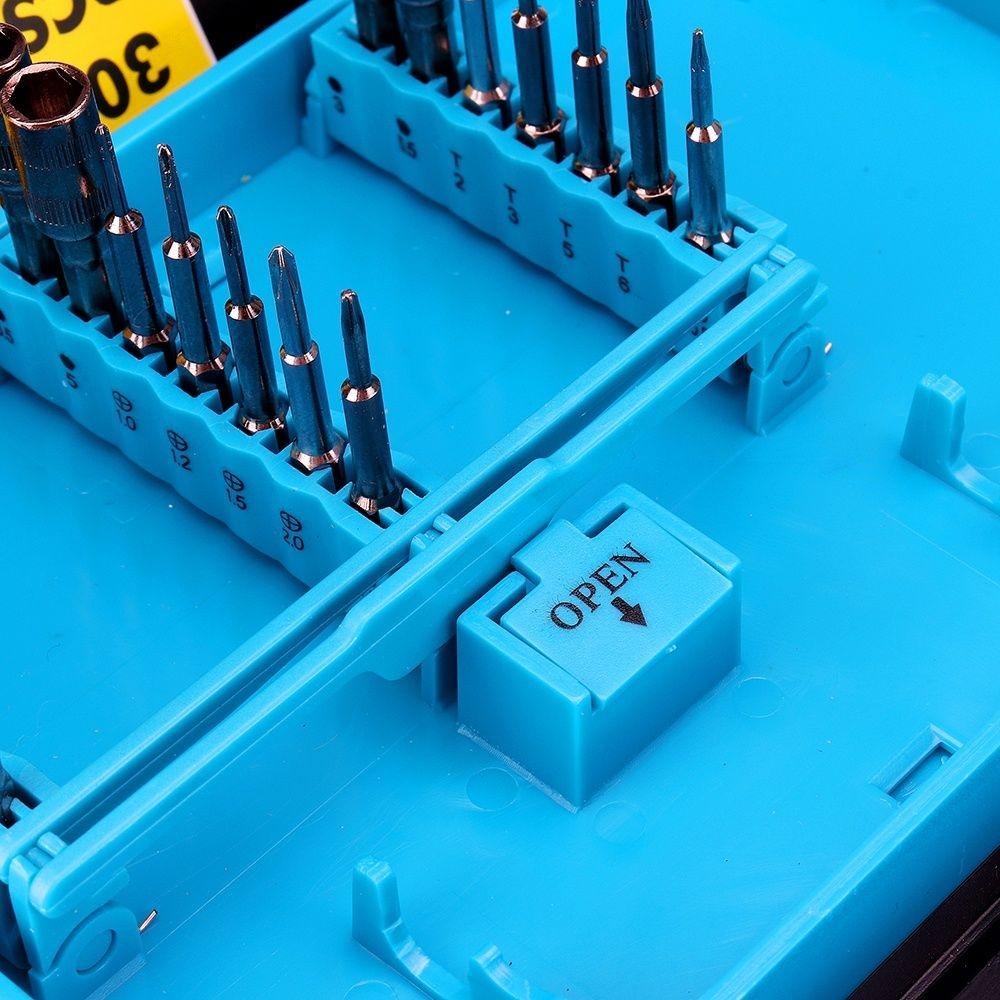 Generic Berent BT8001 30 In 1 Screwdriver Set Repair Opening