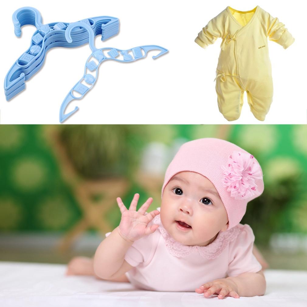 Buy Allwin 40 X Kids Baby Plastic Coat Clothes Garment ...