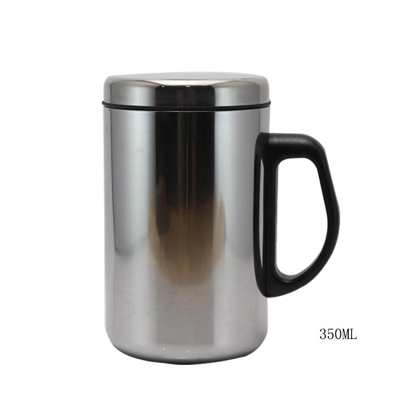 Wall 350500ml Coffee Generic Tea Double Thermos Bottles Mug UzGVpMqS