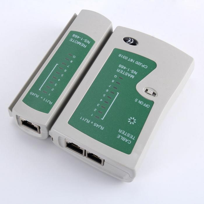 Generic Home LAN RJ45 Repair Tool Set Portable UTP Cable
