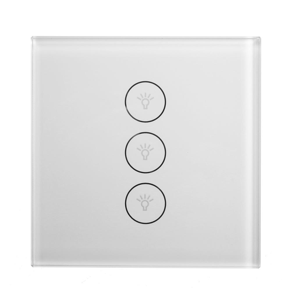 Buy Generic Zigbee Smart Wifi Touch Wall Light EU Switch Panel for ...