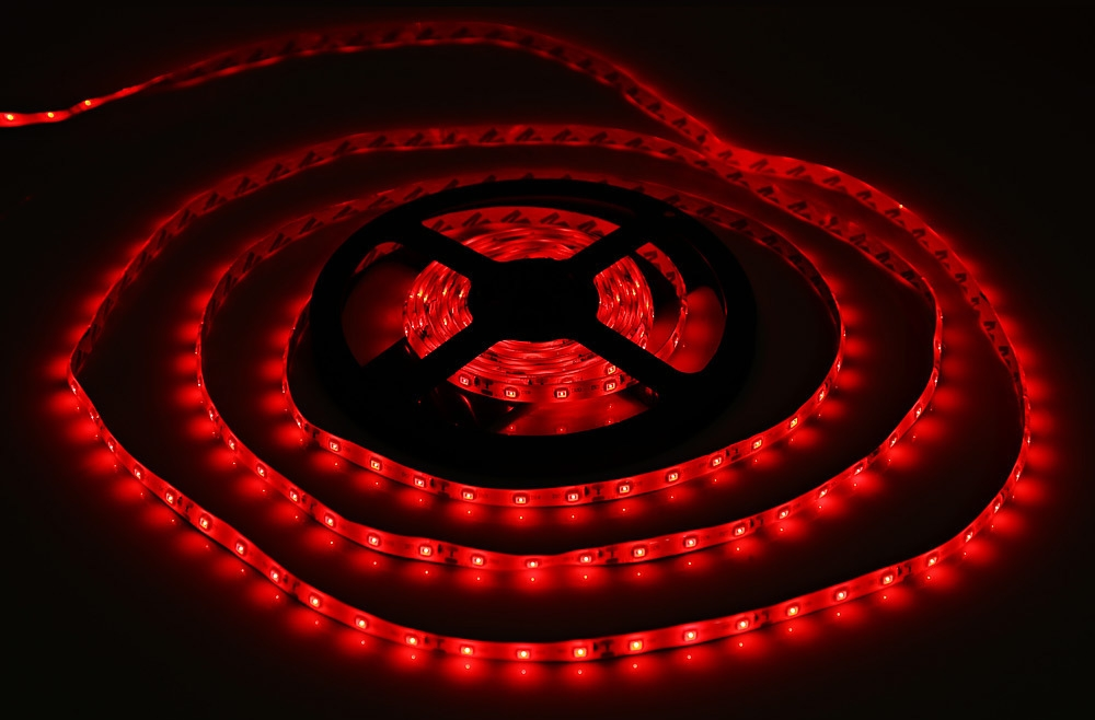 5 Meters 12V 3528 SMD Waterproof LED Strip Lamp with 300 LEDs