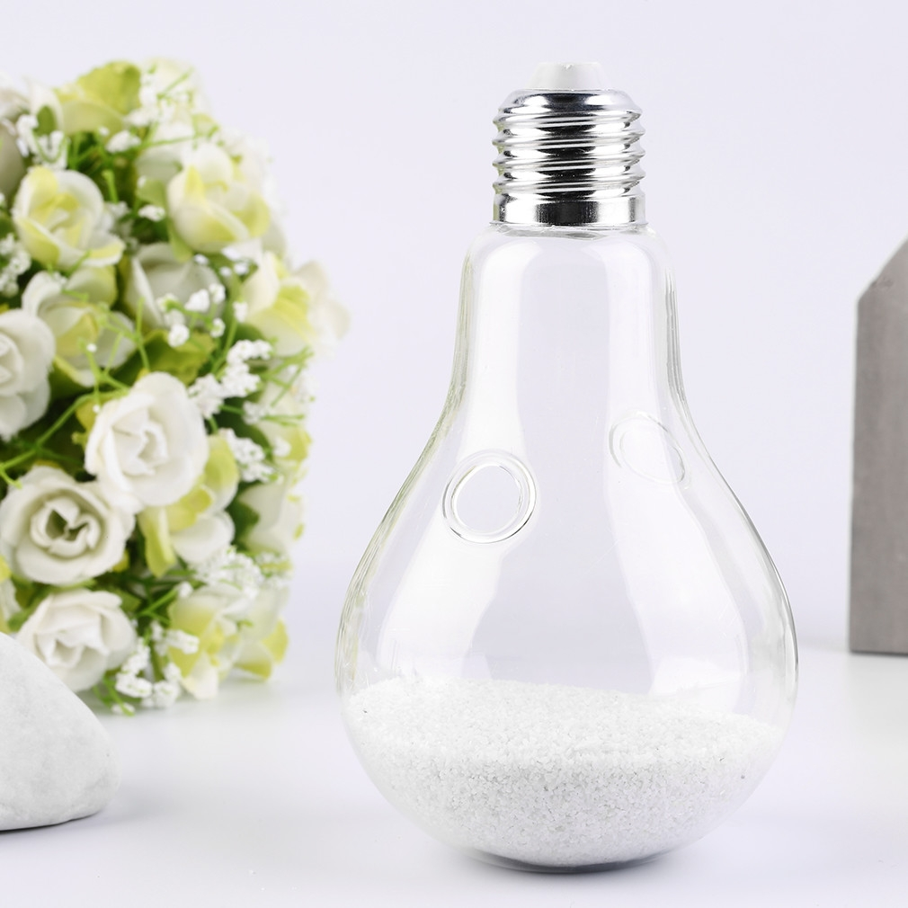 flower vases in kenya with Allwin Bulb Shaped Plant Flower Clear Glass Vase Bottle Table Hanging Home Decor 332035 on White lily rose posy in addition Violet Glaze moreover Cool Room Painting as well Its a girl balloon together with Flower Vases Up For Grabs ID15UDzl.